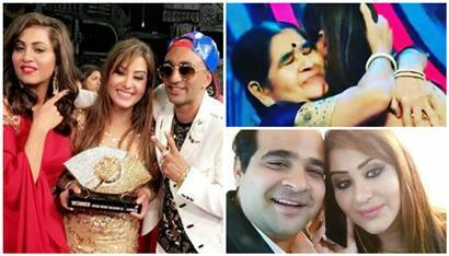 Shilpa Shinde first pictures post winning Bigg Boss 11