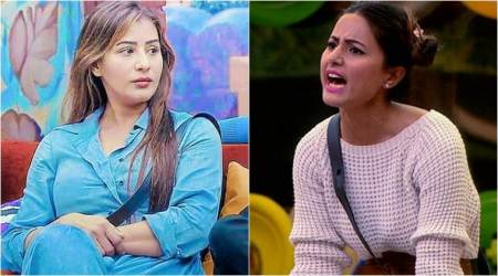 Shilpa Shinde: Hina Khan is a drama queen, don't want to meet her after the show