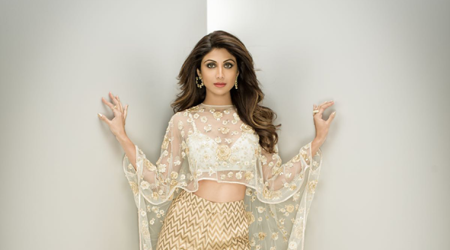 Fashionista at 40: Shilpa Shetty's latest magazine cover is all about chivalry and class