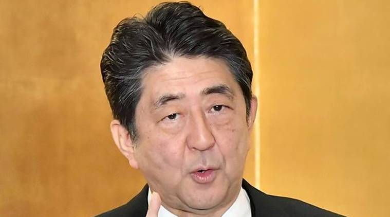 Abe Strongly Protests Seoul's Renewed Stance on Sexual Slavery Deal