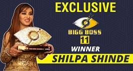 Bigg Boss 11 Winner Shilpa Shinde: This Trophy Is For My Fans