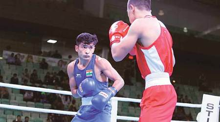 Indian boxers deal with a weighty issue ahead of CWG