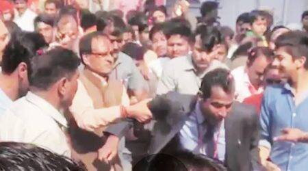 Madhya Pradesh: Congress wants CM Shivraj Singh Chouhan booked for 'slapping' securityman