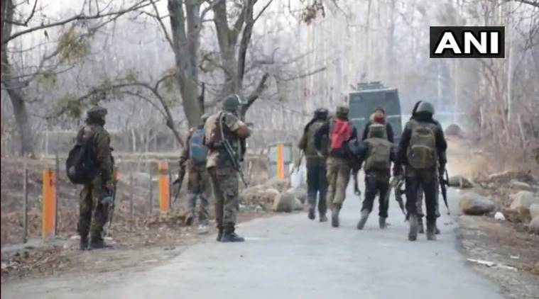 2 terrorists, 1 civilian killed in anti-terror operation in J&K's Shopian