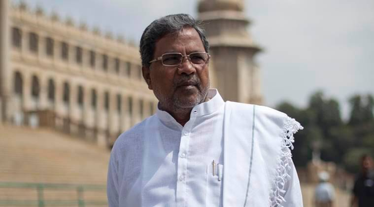 Siddaramaiah, PM Modi, Karnataka rule of criminals, Karnataka Chief Minister Siddaramaiah, Karnataka, No 1 state for investors, rule of law, indian express news
