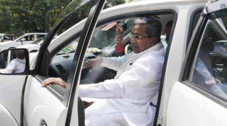 Karnataka CM Siddaramaiah hits out at BJP leader for tweet in Hindi