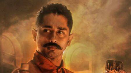 Kammara Sambhavam: Dileep introduces Siddharth's character to Malayalam audience, see photo