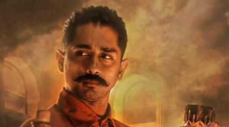 Kammarasambhavam: Siddharth reveals an intriguing newposter