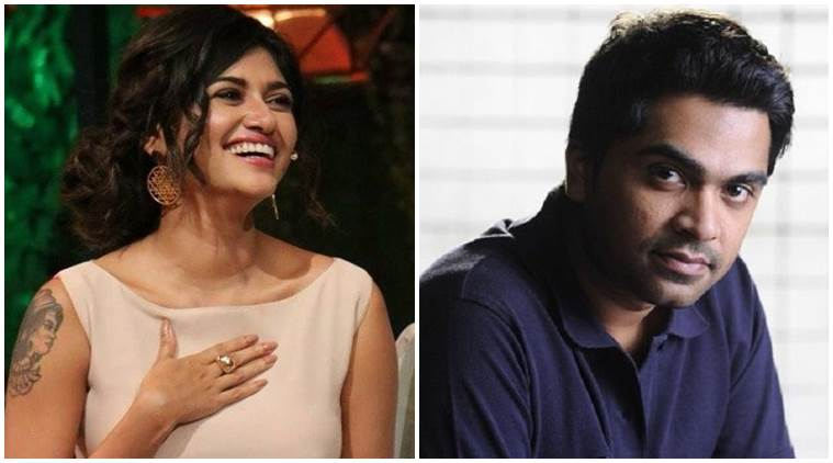 Simbu is afraid of sharing screen space with Bigg Boss Tamil star Oviya