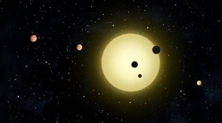 Planets around other stars like peas in a pod:Study