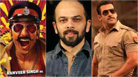 Rohit Shetty on Ranveer Singh in Simmba: Our cop is not a Chulbul Pandey kind of a character