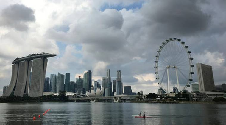 Singapore economic growth slows in the fourth quarter