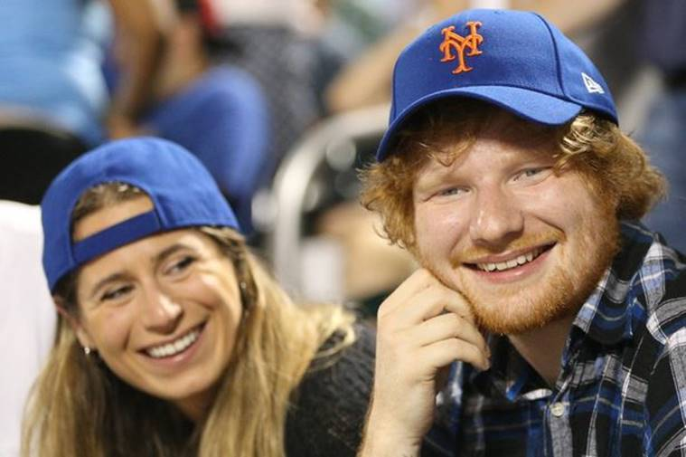 Ed Sheeran with Cherry Seaborn