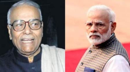 Sought appointment with PM Modi 13 months ago, will now express views in public: Yashwant Sinha