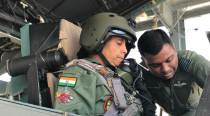 Nirmala Sitharaman undertakes sortie in IAF fighter jet