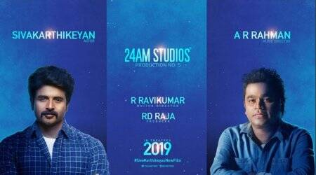 AR Rahman to score music for Sivakarthikeyan's next