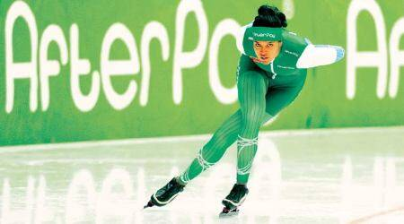 Winter Olympic dream in bag, India-origin Dutch skater looks for biological mother