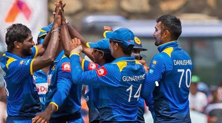 All international venues in Sri Lanka are either in the Western, Southern or Central regions. (Source: Twitter)