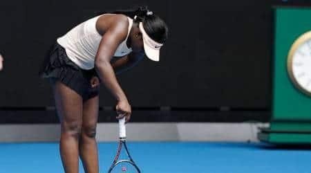 Australian Open 2018: Sloane Stephens tumbles out, Jelena Ostapenkoimpresses
