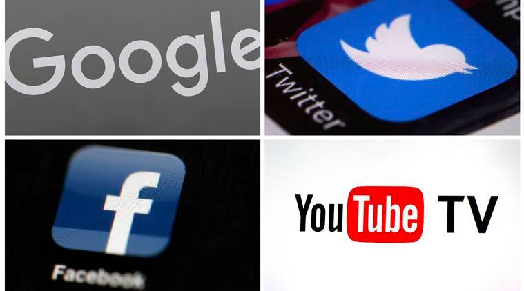 Social media companies have accelerated removal of online