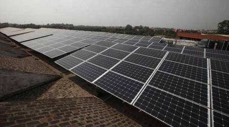 solar cells, battery powered solar cells, ubc, sollar cell innovation, science news, indian express