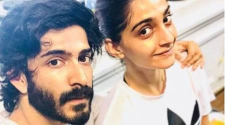 Sonam Kapoor cannot wait to see father Anil Kapoor and brother Harshvardhan teaming up in Abhinav Bindra biopic