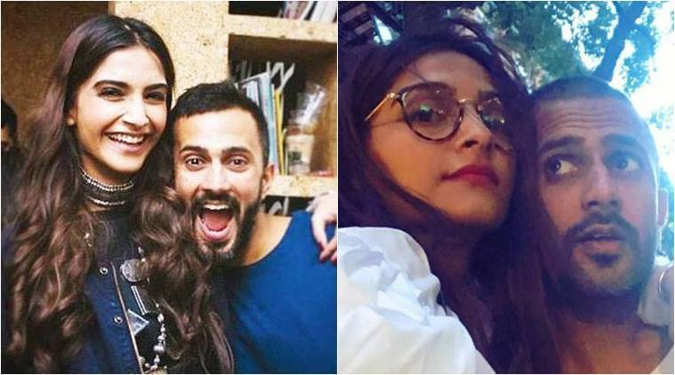 Sonam Kapoor Anand Ahuja pictures