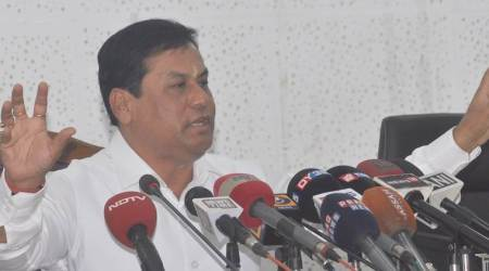 Assam CM Sarbananda Sonowal launches free CT Scan service at Majuli