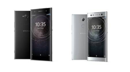 Sony Xperia XA2, Xperia XA2 Ultra selfie smartphones launched at CES 2018