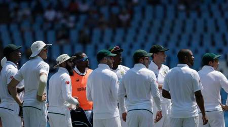India vs South Africa: Faf Du Plessis fined for slow over rate in Centurion