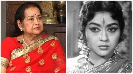 south indian actress Krishna Kumari death