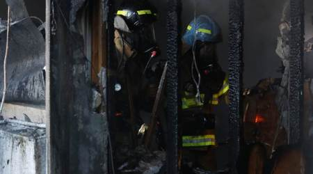 South Korean hospital blaze kills at least 37, fleeing patients brave flames