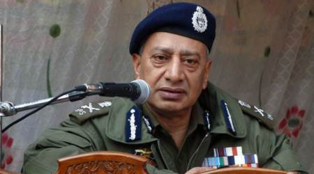 J&K police, SP Vaid, SP vaid removed, Shesh Paul Vaid, SP Vaid transfer, Former DGP SP Vaid, Jammu Kashmir police, India news, Indian Express