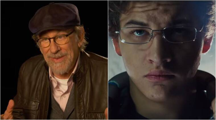 ready player one film directed by steven spielberg