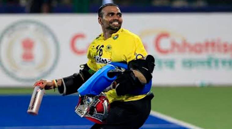 PR Sreejesh, PR Sreejesh India, India PR Sreejesh, Hockey India, Indian Hockey team, sports news, hockey, Indian Express