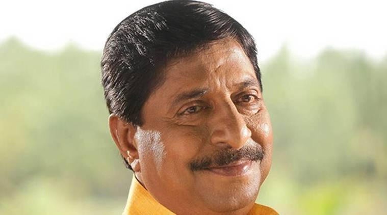 Actor and scenarist Sreenivasan hospitalized