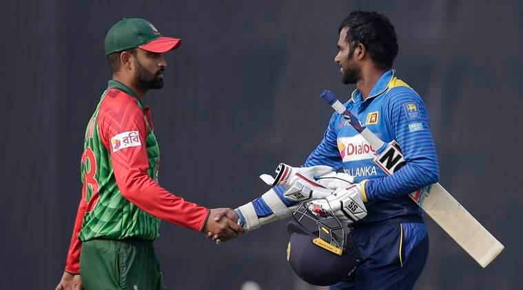 Bangladesh pack Sri Lanka for 221 in tri-series final