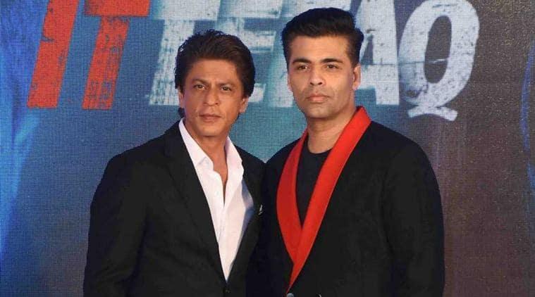 Shah Rukh Khan Karan Johar