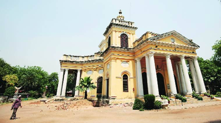 St James Church, St James Church renovation, delhi's oldest church, Indian National Trust for Art and Cultural Heritage, INTACH, 182-year-old church, St James Church restoration work, delhi news, indian express news