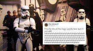 'Star Wars: The Last Jedi' gets a NO-WOMEN edit; actors roast fan who re-cut the film