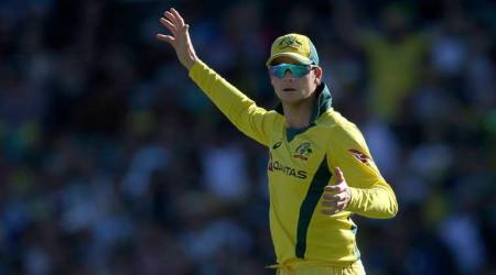 Steve Smith fined 40 percent of his match fee for Australia's slow over-rate againstEngland