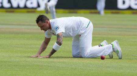 India vs South Africa: Dale Steyn injures heel on return from shoulder problems