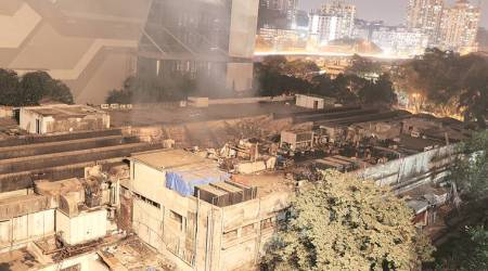 Mumbai: Fire at Cinevista Studio, no injuries reported