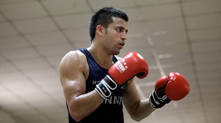 Sumit Sangwan boxer