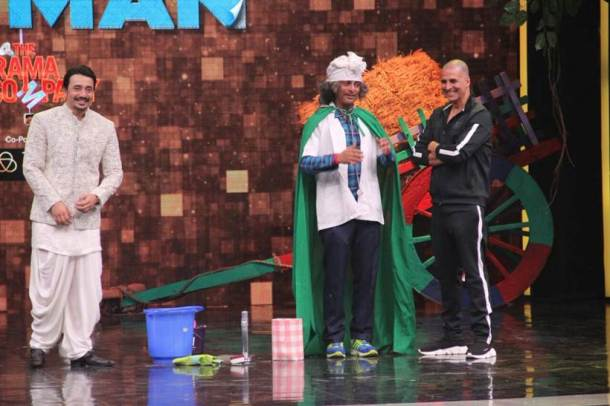 akshay kumar special episode with sunil grover