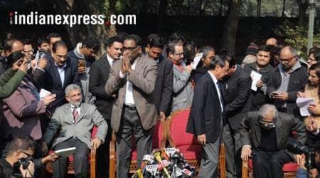 Govt vs Supreme Court is now Judges vsCJI