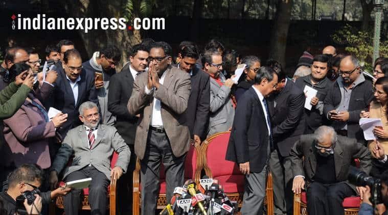 Supreme court, SC judges, CJI, Dipak Misra, CJI SC, SC judges revolt, Jasti Chelameswar, anjan Gogoi, Madan B Lokur, Kurian Joseph, democracy, indian democracy, SC judges meet