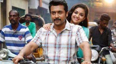 Thaanaa Serndha Koottam movie review: The Suriya and Keerthy Suresh starrer is a fairly entertaining film