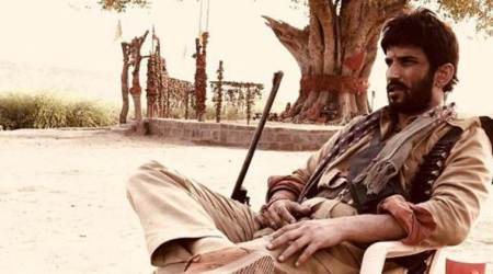 Sonchiriya first look: Sushant Singh Rajput is unrecognisable as the fierce dacoit