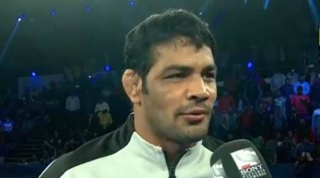 Citing knee injury, Sushil Kumar pulls out of PWL bout